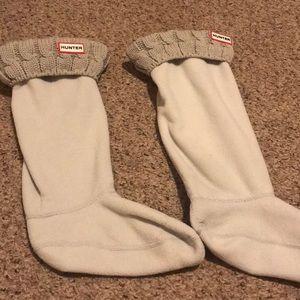 BNWOT Hunter Boot Socks (Size 8-10)